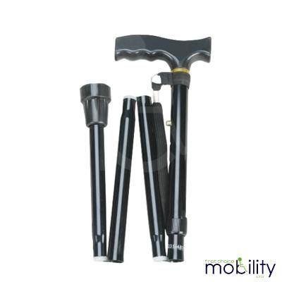 Height Adjustable Walking Stick