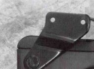 Angled Bracket Arm Pad For The Pride Colt Pursuit