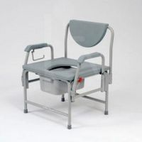 Bariatric Stationary Commode