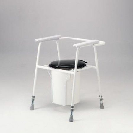 Chemical Commode Chair