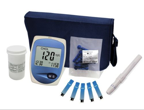 Cholesterol Monitoring System