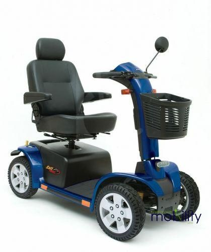 Pride Colt Pursuit 8mph Mobility Scooter