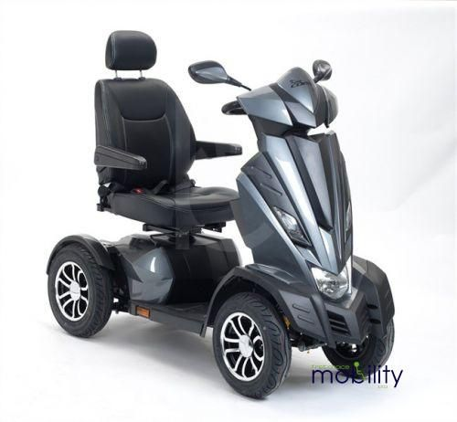 Drive King Cobra 8mph Deluxe Mobility Scooter