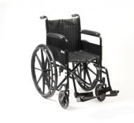Drive S1 Self Propel and Attendant Propel Transit Wheelchair