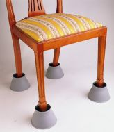 Elephant Feet Chair and Bed Raisers