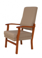 Elwy High Back Chair
