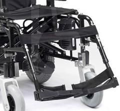 Enigma Energi Powerchair Footplates
