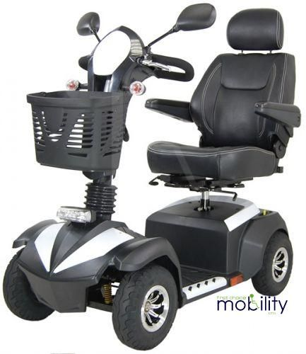 Drive Devilbiss Envoy 8 Plus Mobility Scooters