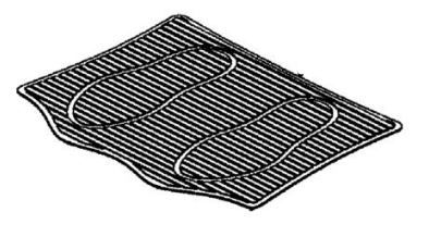 Floor Mat for Kymco FORU Midi XLS EQ35BC