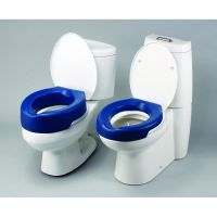 Foam Raised Toilet Seat