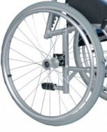 Complete Rear Wheel For Excel G Lite Pro