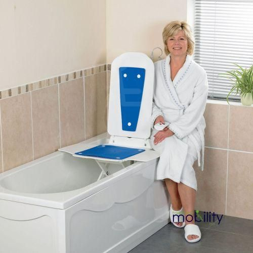Heavy Duty Bathmaster Deltis Bathlift