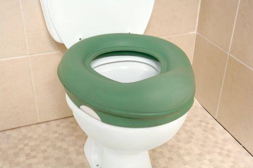 Inflatable Toilet Seat