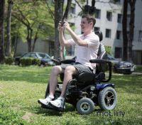 Karma Leon 8 mph Powerchair