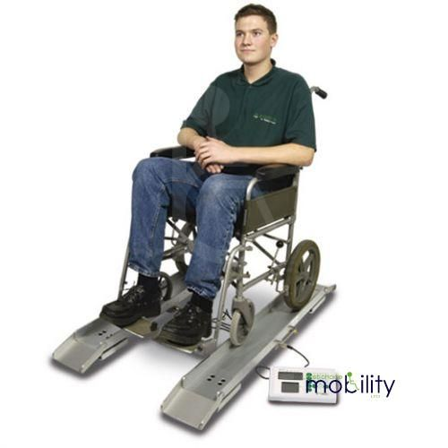 Marsden M610 Wheelchair Weighbeams