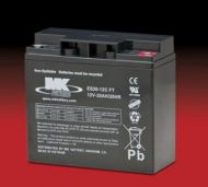 MK AGM Battery ES20 12 12 Volt 20 Ah