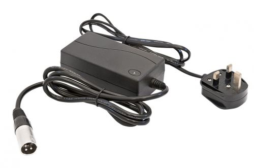 24v 2amp Battery Charger For Mobility Scooter Or Electric Wheelchair
