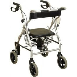 Rollator and Transit Chair in One
