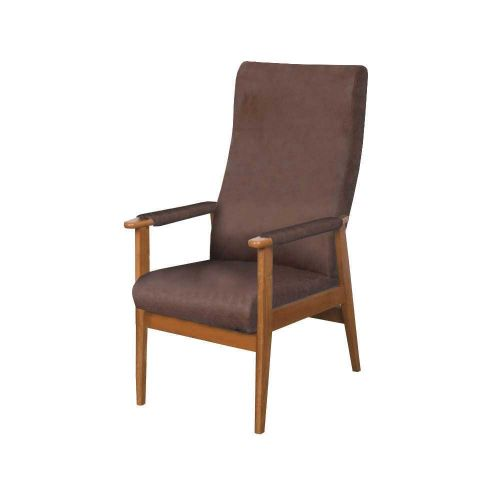 Vinyl Dartmouth High Back Chair