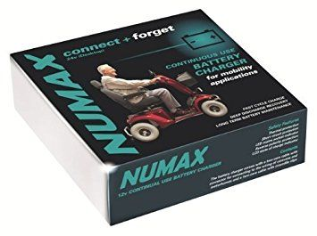 Numax Connect and Forget Mobility Battery Charger