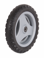 Off Road Wheels For A Topro Odysse Folding Rollator