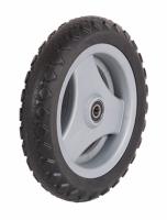Off Road Wheels For A Topro Odysse Folding Rollator