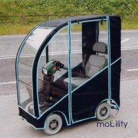 Polycarb Scooter Canopy