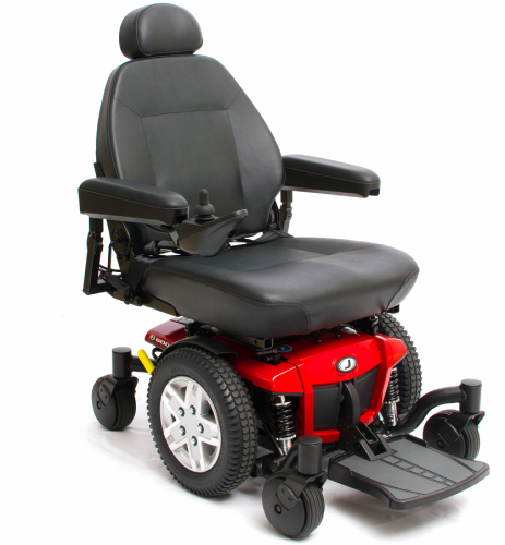 Pride Jazzy J600ES Mid Wheel Powerchair