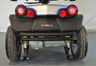 Rear Bumper For A Kymco Maxer (EQ40DA)