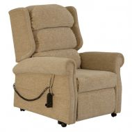 The Royal Rise and Recline Armchair - Extended Options