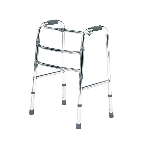 Roma Folding Reciprocal Lightweight Walking Frame Zimmer