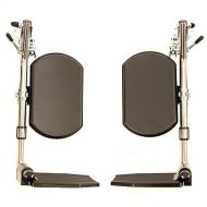 Roma Orbit Elevating Footrests Left And Right Pair