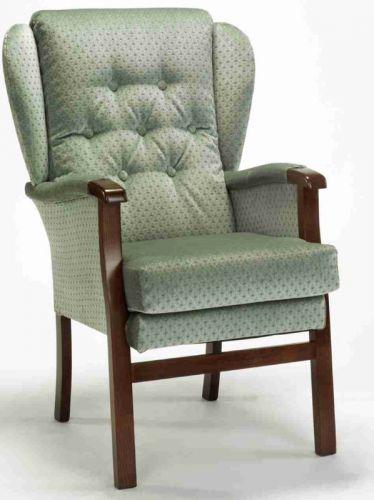 Royams Lancaster Kingsize High Back Chair