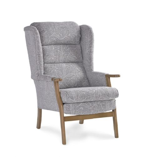 Royams Norfolk Petite High Back Chair