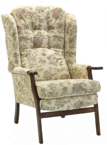 Royams Windsor Petite High Back Chair