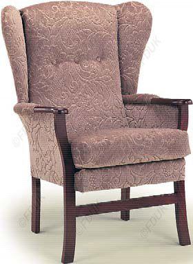 Royams Yeovil High Back Chair