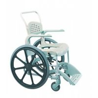 Shower Commode Chair Clean self propelled