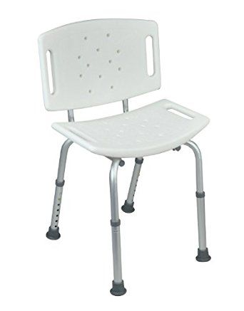 Shower Seat with Back