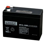 Strident 12v 10 ah AGM Battery
