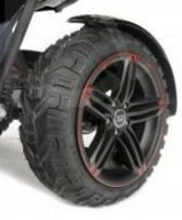 Replacement Rear Tyre For TGA Vita X