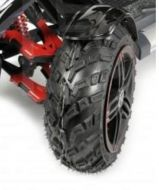 Replacement Off Road Front Tyres For TGA Vita X
