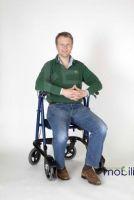 Topro Umotion Special Needs Rollator