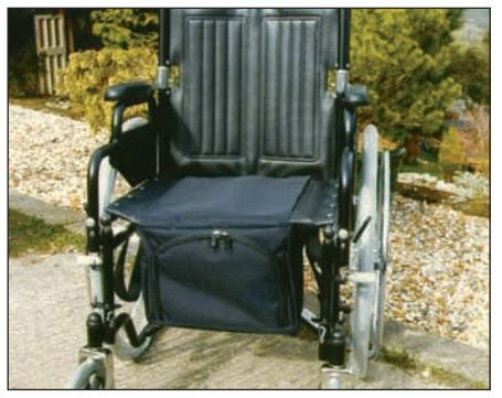 Wheelchair Under Seat Box Bag