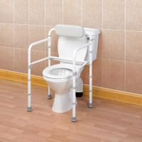 Uniframe Folding Toilet Rail