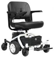 Van Os Mid Wheel Quest Powerchair
