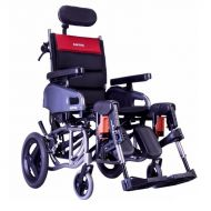 Karma VIP2 515 Foldable Tilt in Space Wheelchair