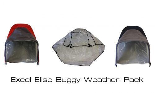 Elise Buggy Weather Pack