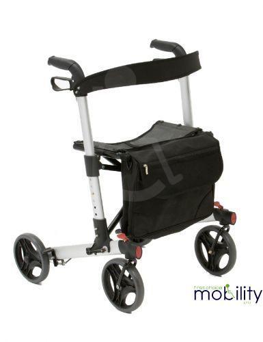 Drive X Fold 4 wheel walker Rollator