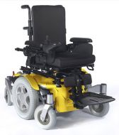 Zippie Salsa Mid Wheel Paediatric Powerchair