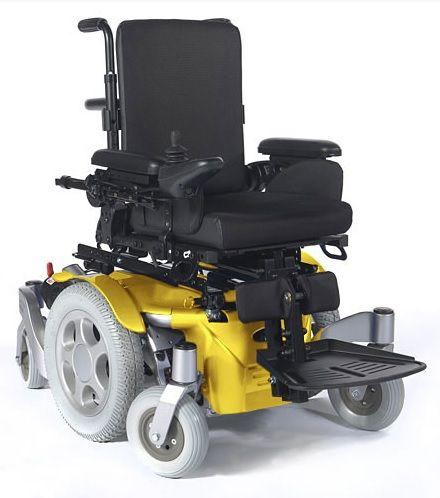 Zippie Salsa Mid Wheel Paediatric Powerchair